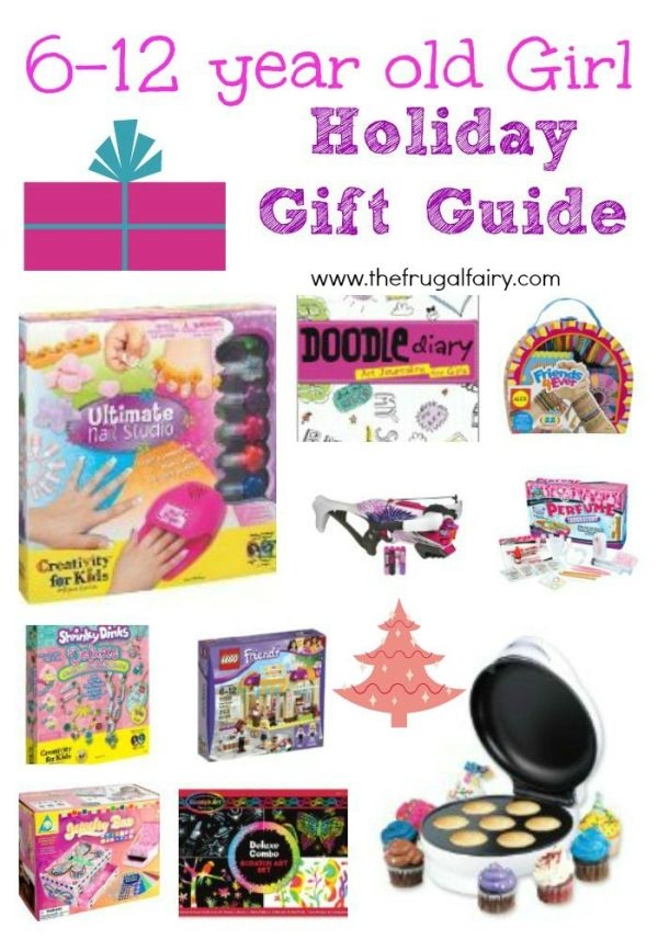 Gifts for 612 year old Girls 2013 Holiday Gift Guide