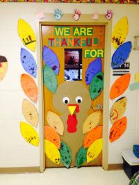 Our Thanksgiving door decoration | Products I Love ...