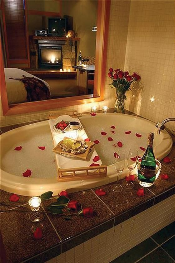 Best 25 Romantic bath ideas on Pinterest  Romantic bubble bath Baths and French for beautiful