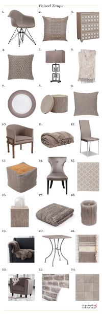25+ best ideas about Taupe bedroom on Pinterest | Bedroom ...
