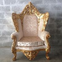 17 Best ideas about King Throne Chair on Pinterest