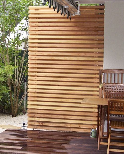 25 Best Ideas About Trennwand Holz On Pinterest Trennwand