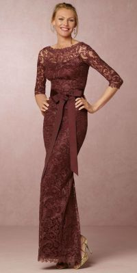Rose Colored Mother Of The Bride Dresses - Bridesmaid Dresses