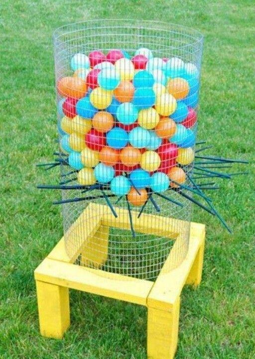 The 25 Best Ideas About Garden Party Games On Pinterest Door