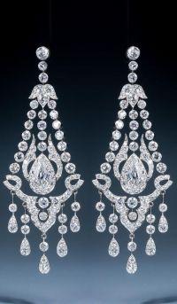 17 Best ideas about Diamond Chandelier Earrings on ...