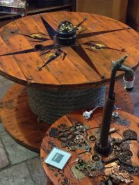 17 Best images about Steampunk coffee table inspiration on ...