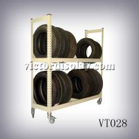 1000+ images about Tire Display Stand, Tire rack on