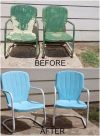 Best 25+ Metal patio furniture ideas on Pinterest | Rustic ...