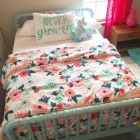 25+ best ideas about Floral Bedding on Pinterest   Floral ...