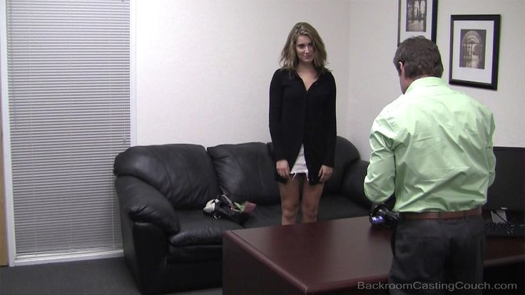Vicky Backroom Casting Couch First Girl To Kiss Rick Backroom