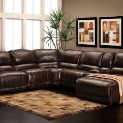 Chaise Recliner Sofa Light Pink Bed Genius! The Cloud Reclining Sectional Has Endless Options ...