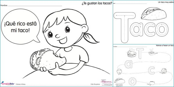 17 Best images about Bilingual Activities & Printables on