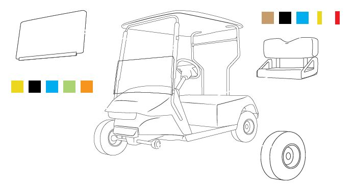 17 Best images about Custom Golf Cart Ideas For Software