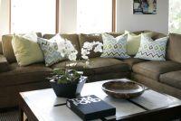 Best 25+ Olive green couches ideas on Pinterest   Dark ...