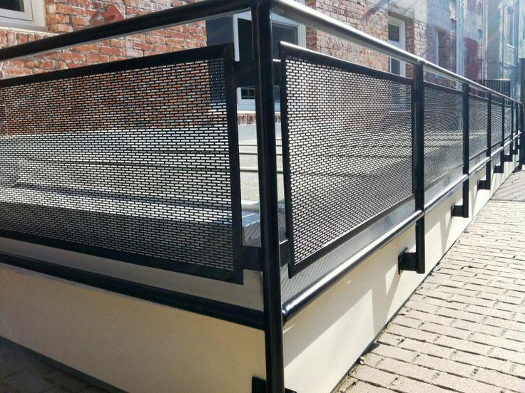 The 25 Best Balcony Railing Ideas On Pinterest Small Terrace