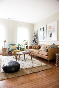 25+ best ideas about Bohemian Living Rooms on Pinterest