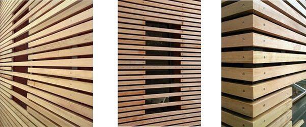 S Trudiscrymgour Slatted Timber