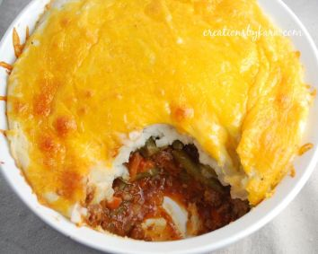 #Recipe for #shepherds pie. A great way to used up #leftover #mashed #potatoes!: