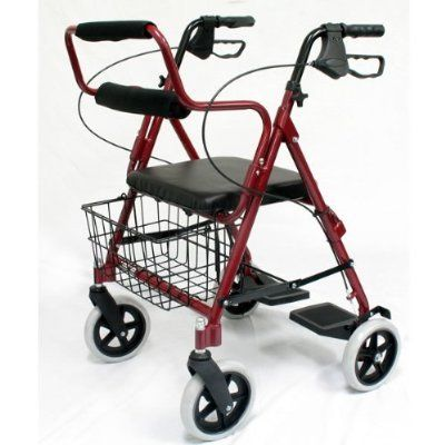 Medline Transport Chair
