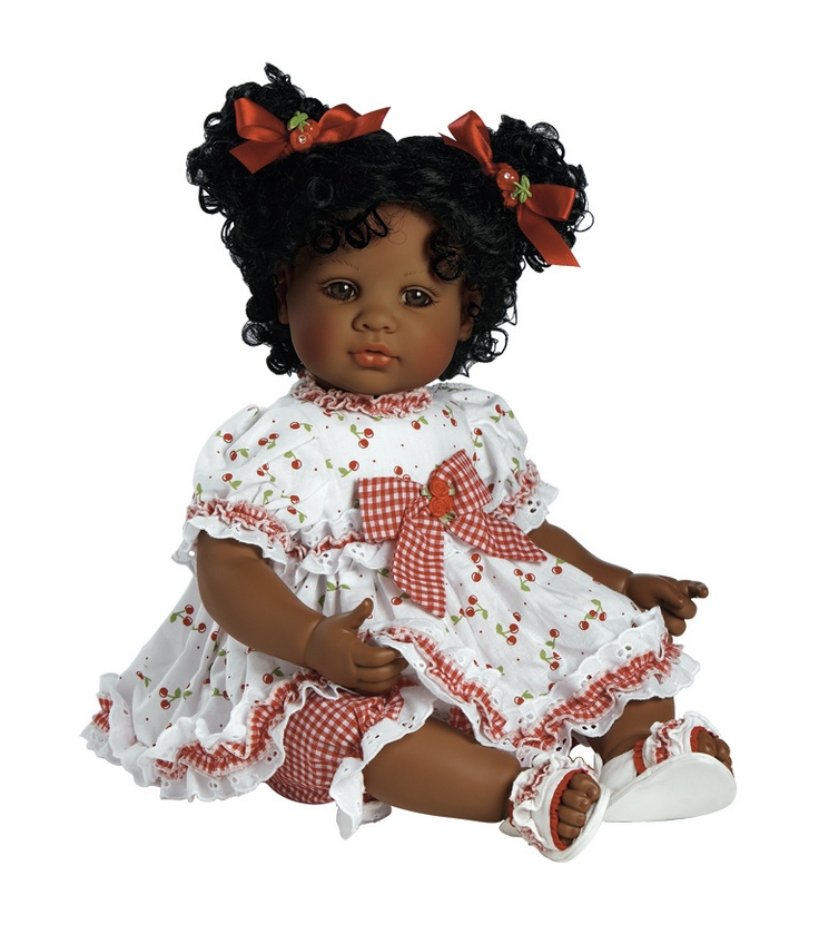 CHERRIES JUBILEE  Charisma Brands Collectible Dolls Baby Dolls  Chloe would love  Pinterest