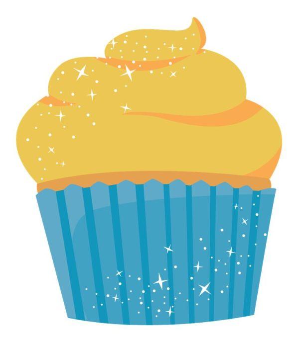 347 cupcakes