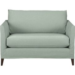 Davis Leather Twin Sleeper Sofa 2 Seater With Chaise Longue 3-seat 103