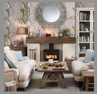 more woodland /natural themed interior ideas, this time ...