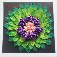 89 best images about Paper Quilling Wall Frames on ...