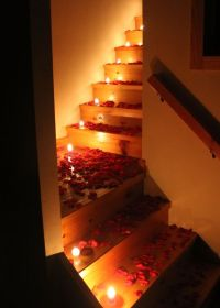 Romantic Bedroom Ideas With Rose Petals Rlsrrbe | Romantic ...