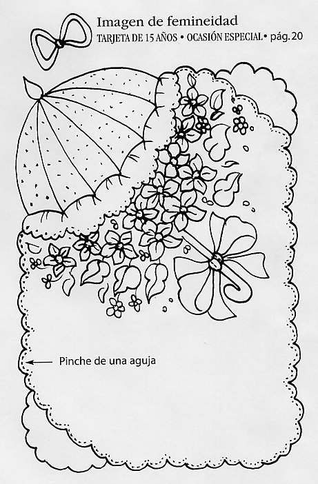 1648 best images about Pergamano Patterns on Pinterest