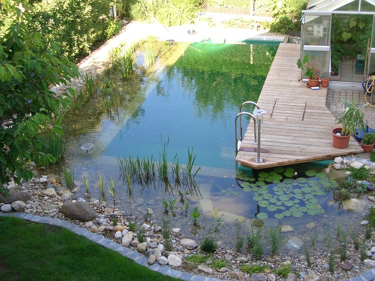 Pond Heater Design