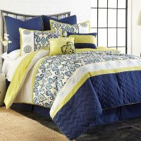 25+ best ideas about Blue Comforter on Pinterest