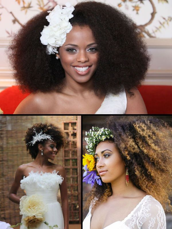 25 Best Ideas About Natural Wedding Hairstyles On Pinterest