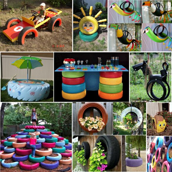 372 Best Images About Garden Recycle Ideas On Pinterest Gardens