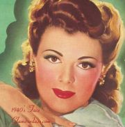 ideas 1940's makeup