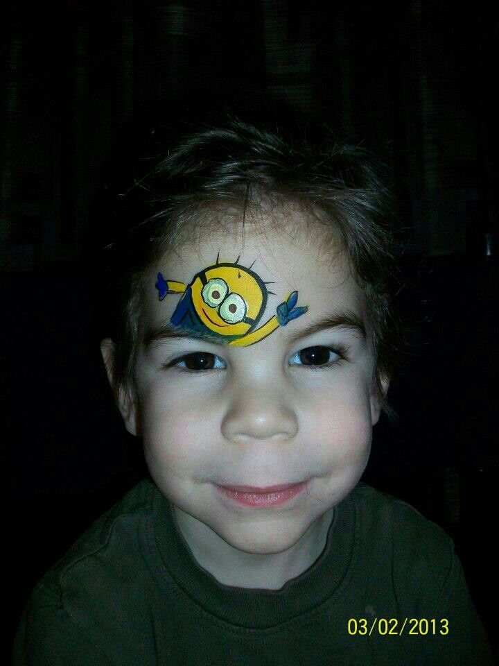 222 Best Images About Face Painting For The Boys On