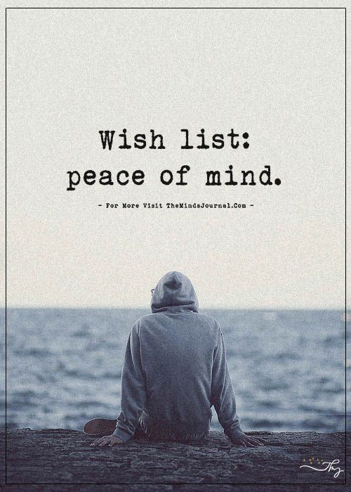 17 Best ideas about Peace Of Mind on Pinterest  Peace of
