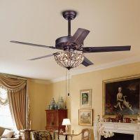 25+ best ideas about Ceiling Fan Chandelier on Pinterest