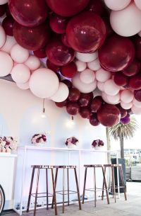 17 Best ideas about Balloon Ceiling Decorations on ...