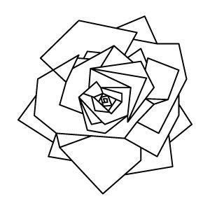 25+ best ideas about Geometric drawing on Pinterest