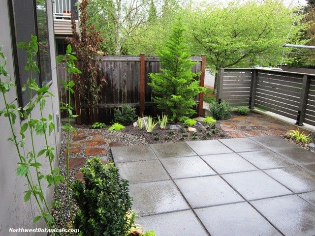 landscaping ideas for small townhouse