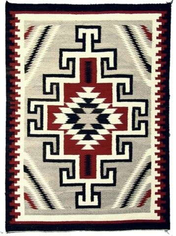 Best 25 Navajo Rugs Ideas On Pinterest