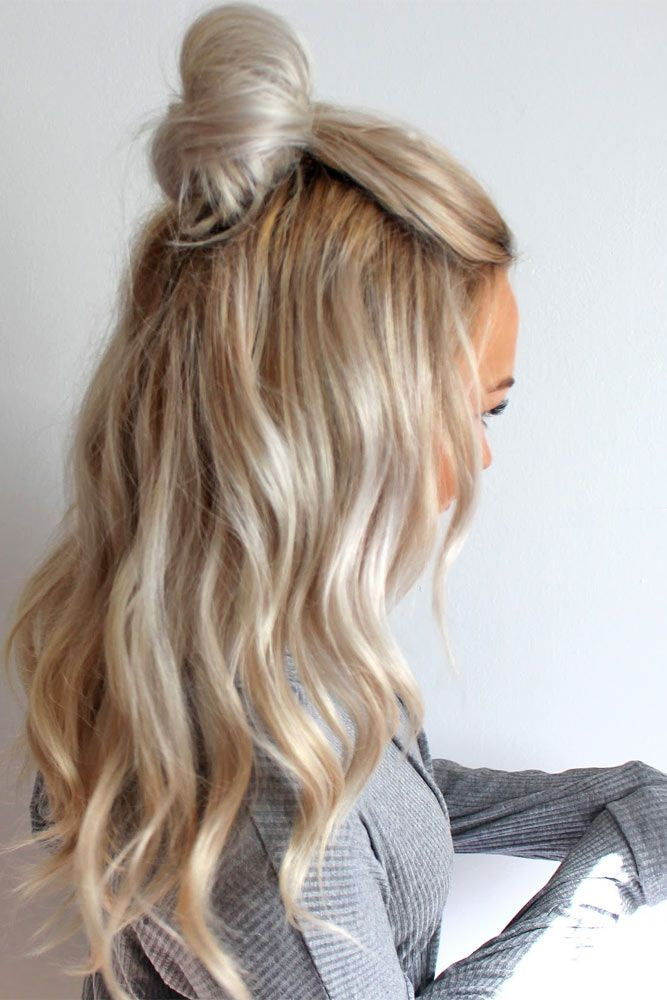 25 best ideas about Quick hairstyles on Pinterest  Simple hair updos Easy hair up and Easy