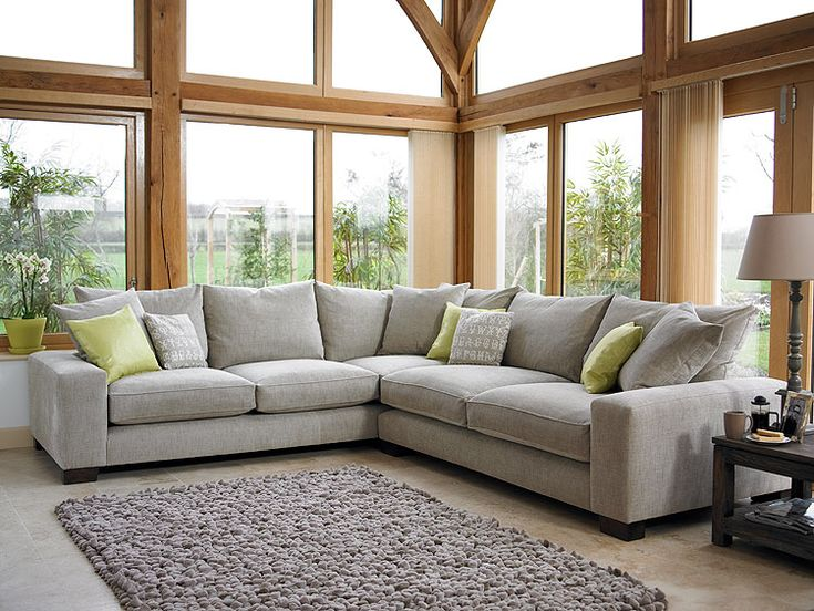 25 Best Ideas About Corner Sofa On Pinterest L Couch Grey