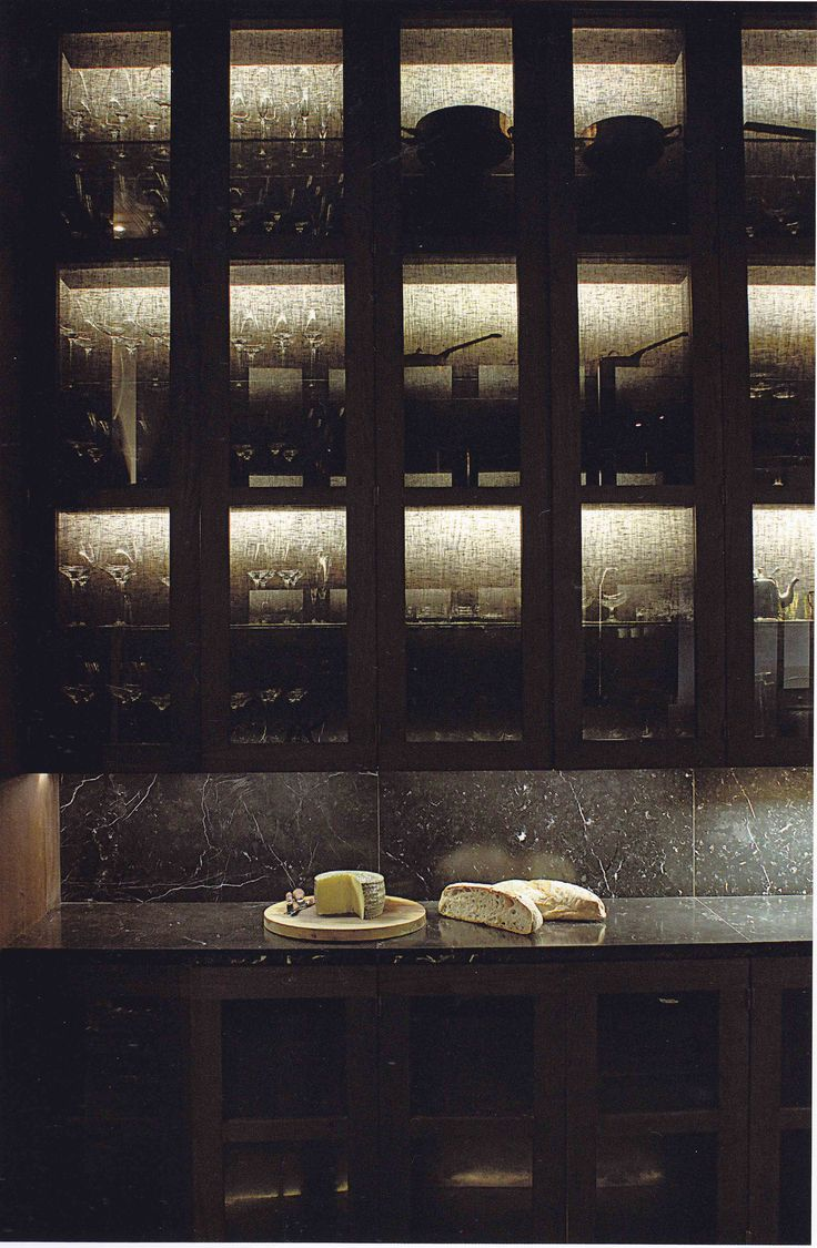white kitchen cabinets glass doors freestanding cabinet 1000+ images about christian liaigre on pinterest ...