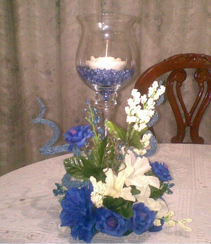 25 best ideas about Arreglos florales para quinceaeras