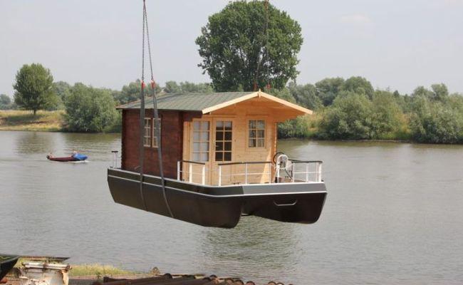 Shanty Boats Euro Floating Cottage Shantyboatliving