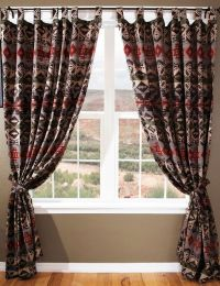 17 Best ideas about Southwestern Window Treatments on ...
