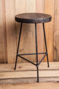 Rebar Stools | Stools, Solid Brass and Will Have