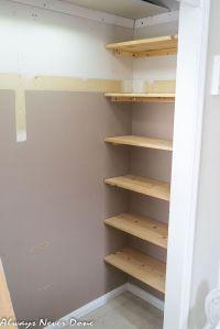 25+ best ideas about Small closet organization on